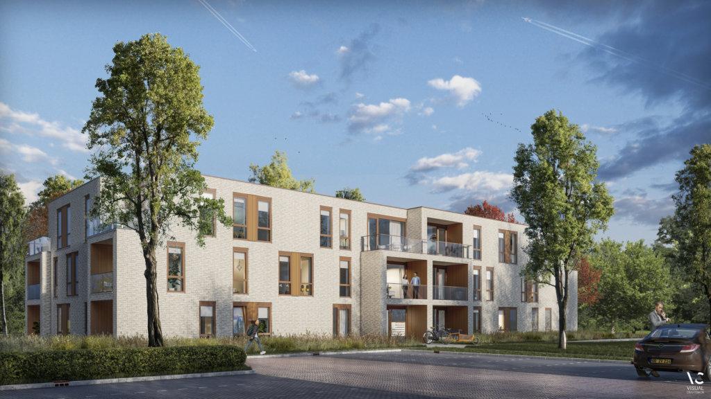 Appartementencomplex te Veenendaal